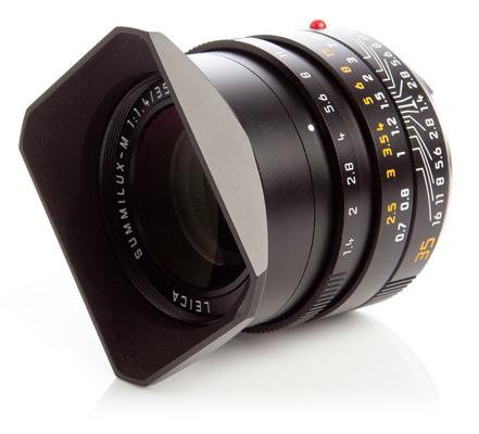 Leica Summilux-M f/1.4 35mm objectief