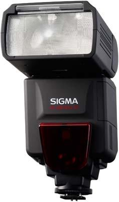 Sigma EF-610 DG ST flitser
