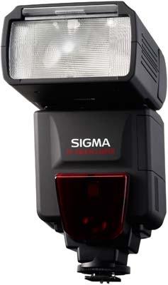 Sigma EF-610 DG Super flitser