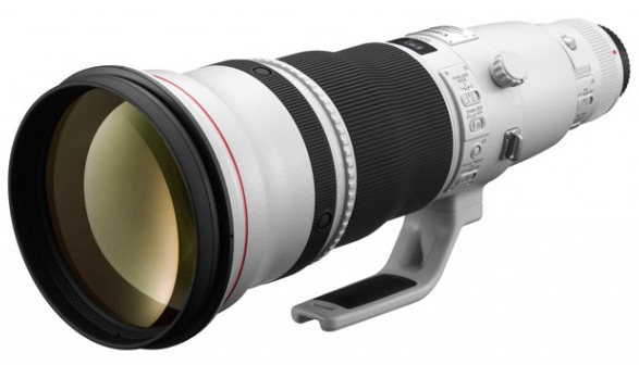 Canon EF 600mm f/4.0L IS II USM