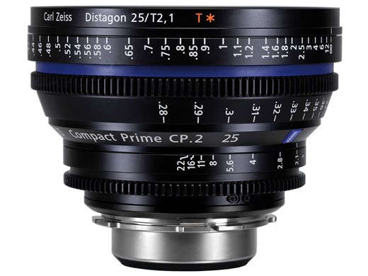 Carl Zeiss CP.2 25mm t/2.1