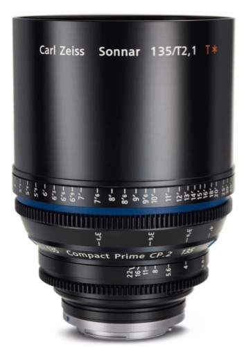 Carl Zeiss CP.2 135/T2.1