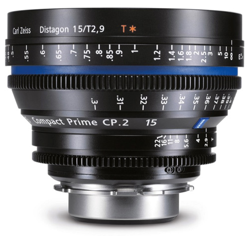 Carl Zeiss CP.2 15/T2.9
