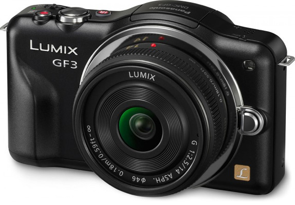 Panasonic Lumix DMC-GF3