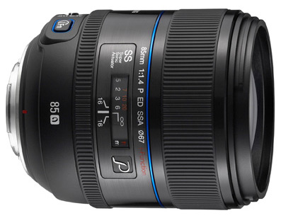 Samsung NX 85mm f/1.4 iFn SSA
