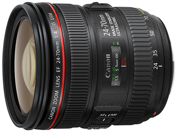 Canon EF 24-70mm f/4.0 IS USM