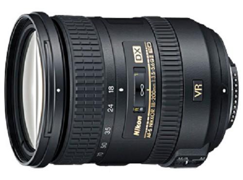 Nikkor 18-200mm f/3.5-5.6G AF-S DX ED VR II