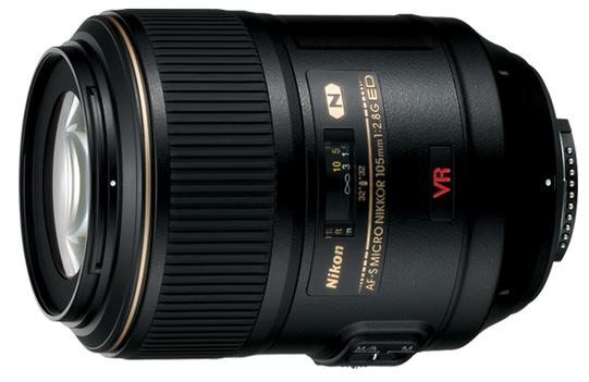 Nikkor 105mm f/2.8G IF-ED AF-S VR Micro